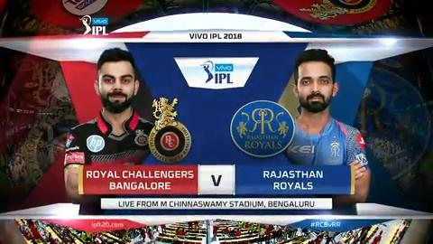 M11: RCB vs RR – Match Highlights