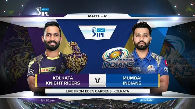 KKR vs MI IPL 2020 Match Day Live Updates