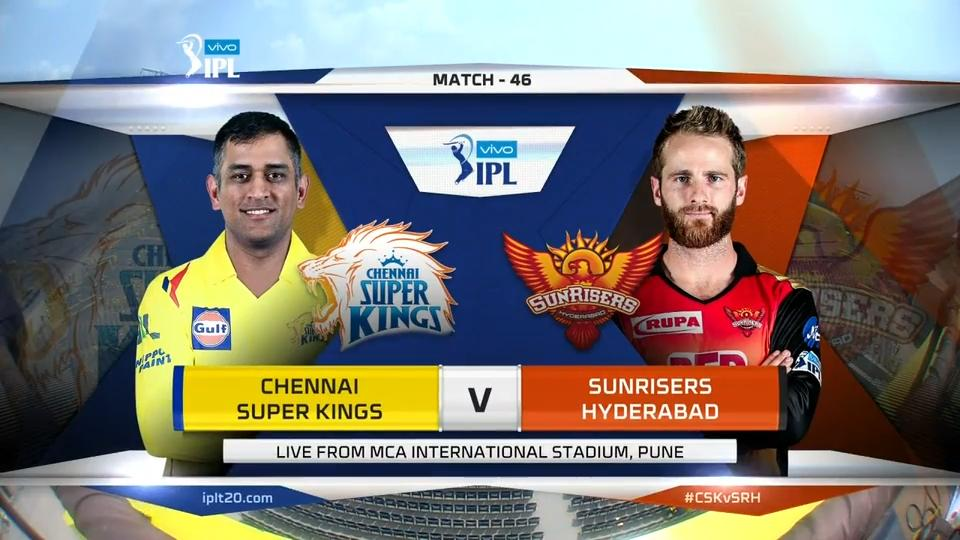 M46 Csk Vs Srh Match Highlights