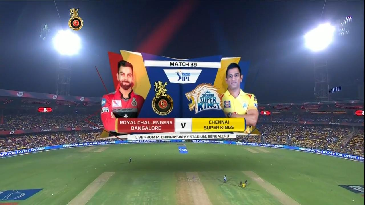 M39 Rcb Vs Csk Match Highlights