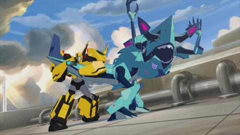 TF RID Meet the Team Bumblebee