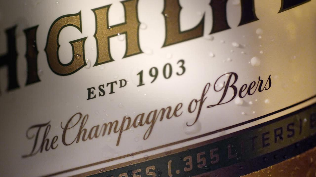 See How Miller High Life Is Reviving A Classic Slogan