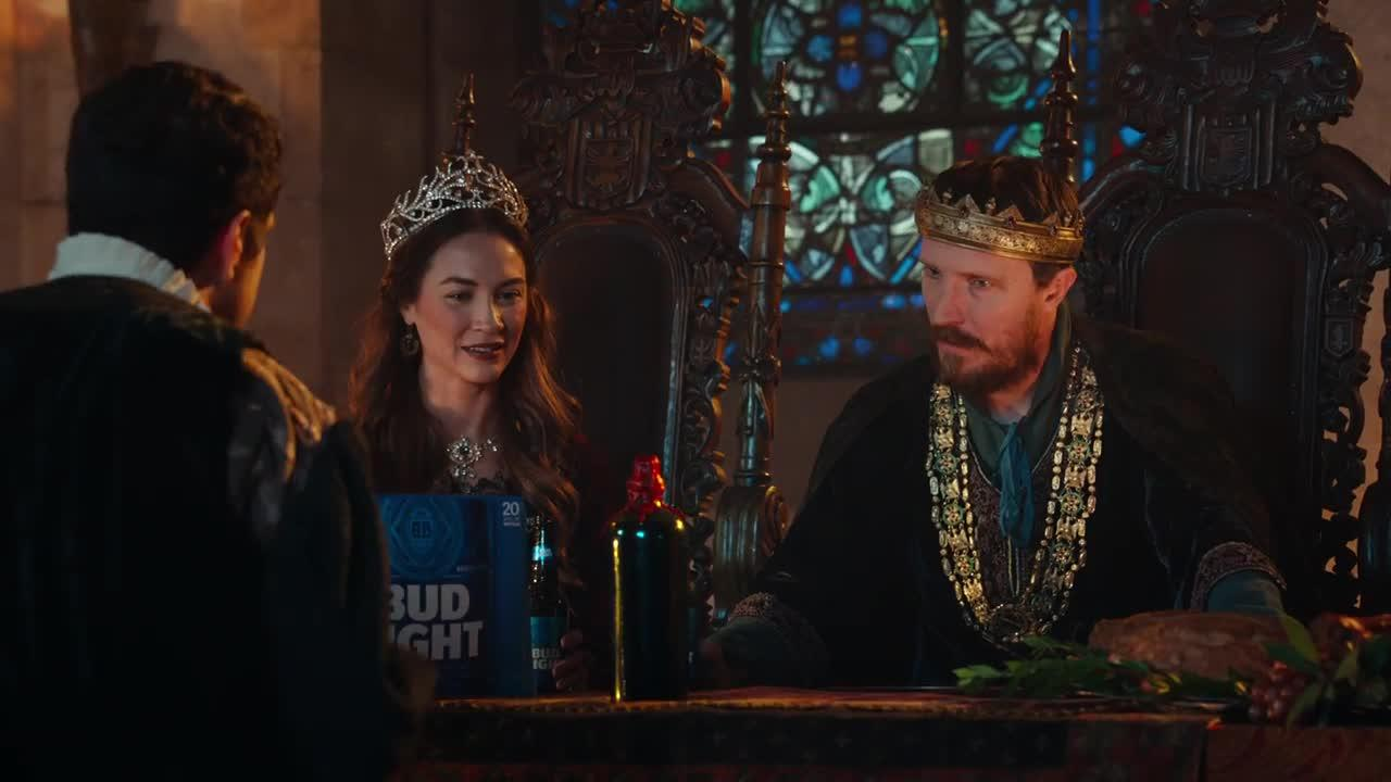 bud light early game commercial