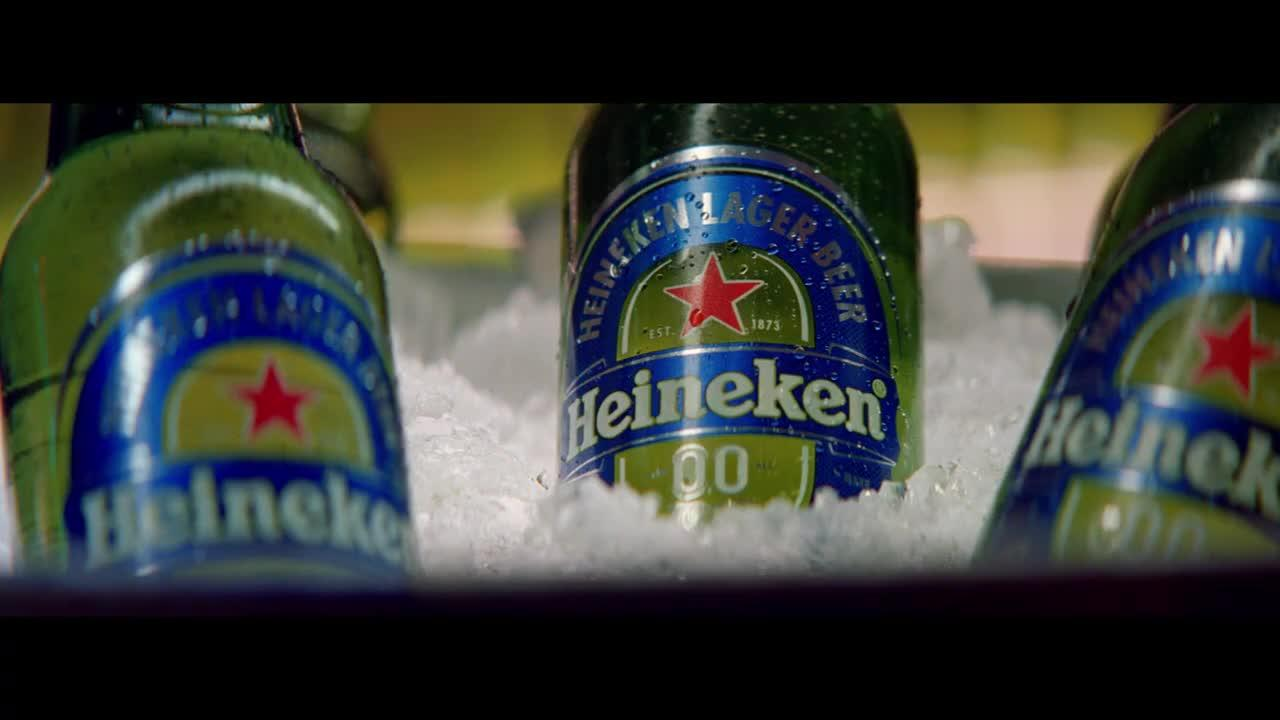 A Dry Spy James Bond Goes Alcohol Free In Heineken Ad Ad Age