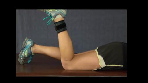 Prone Resisted Knee Flexion