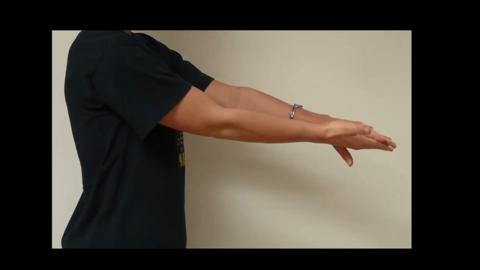 Wrist Flexor Stretch