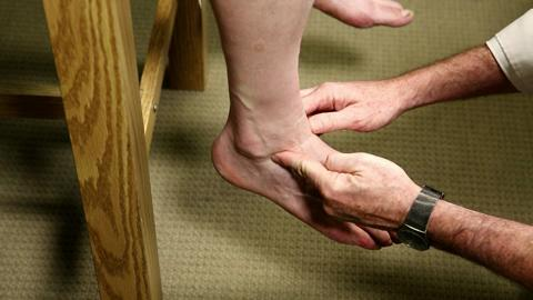 How to Examine the Ankle