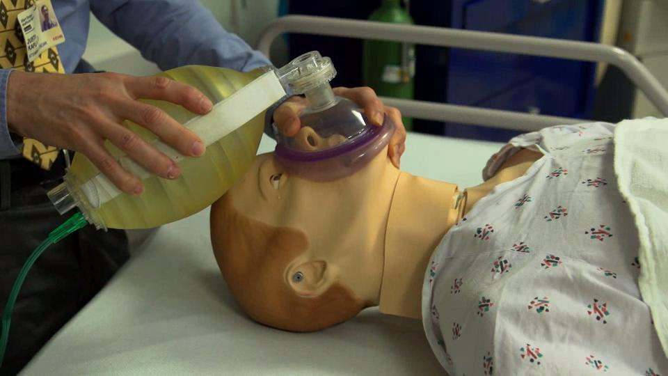 How To Do Bag-Valve-Mask Ventilation