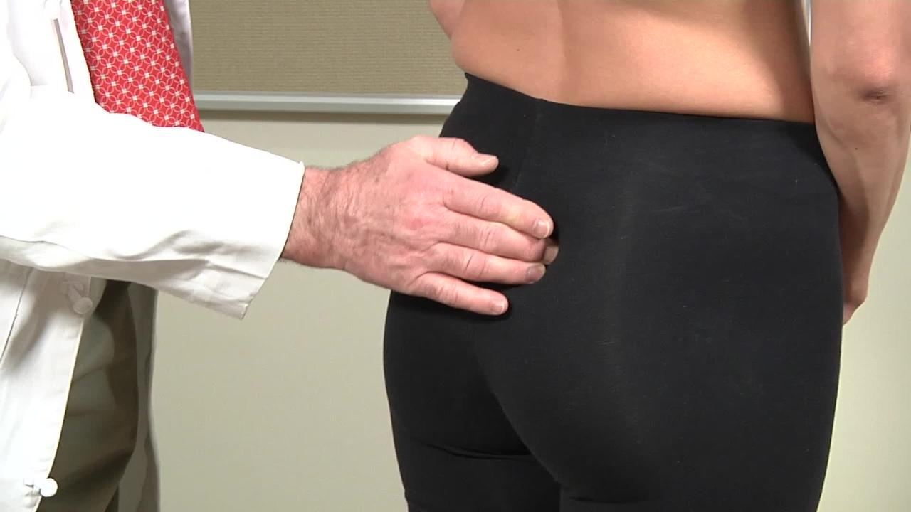 How to Examine the Back