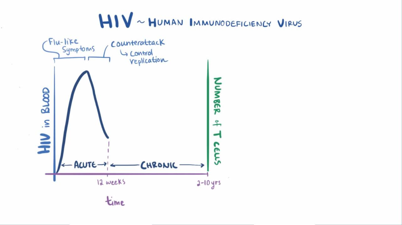 Human Immunodeficiency Virus (HIV) Infection - Infections
