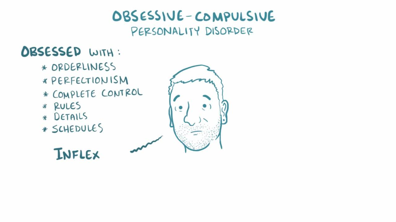 Hookup a person with obsessive compulsive personality disorder