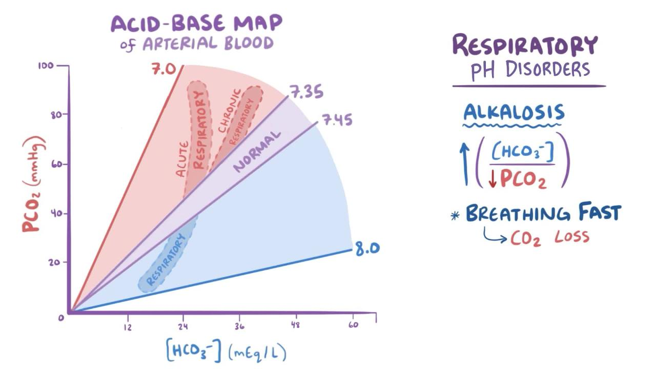 Overview of Acid-Base Maps and Compensatory Mechanisms