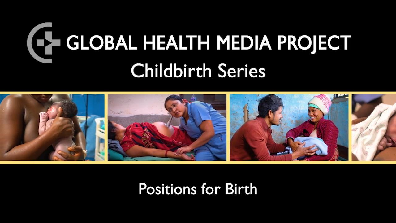 Positions for Birth