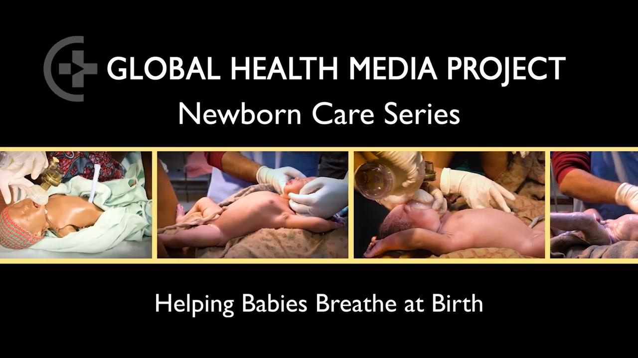 Helping Babies Breathe at Birth