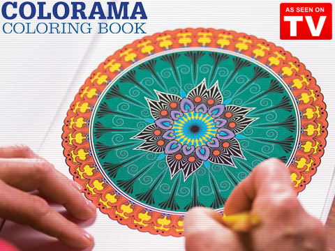 Image result for colorama coloring pages already colored ...   360x480