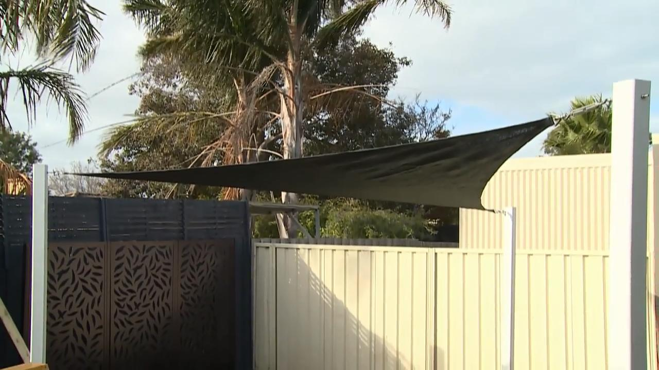 How To Install A Shade Sail Bunnings Warehouse Nz