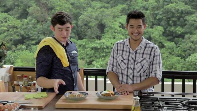 Ep 6 - Fried Rice | Family Kitchen with Sherson - Web Series