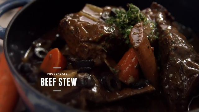 Ep 2: (Recipe Video) Provencale Beef Stew | Cooking For Love