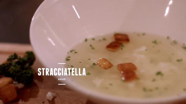 Ep 2: (Recipe Video) Stracciatella Soup | Cooking For Love