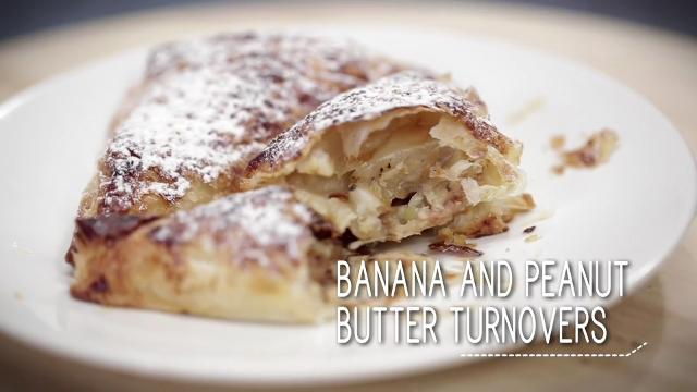 Ep 14 - Spiced Banana and Peanut Butter Turnovers | Simply Special with Sarah Benjamin