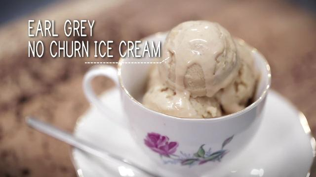 Ep 18 - Earl Grey Ice Cream | Simply Special with Sarah Benjamin