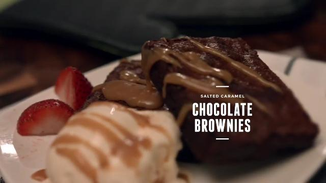 Ep 5: (Recipe Video) Salted Caramel Chocolate Brownies | Cooking For Love