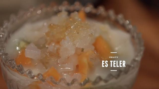 Ep 4: (Recipe Video) Fruity Es Teler | Cooking For Love