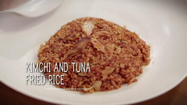Ep 35: Kimchi Tuna Fried Rice | Simply Special