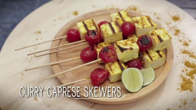 Ep 20: Deepavali Indian Caprese | Simply Special