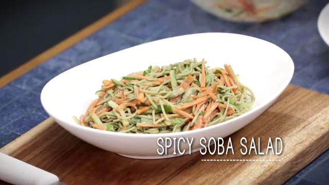 Ep 22: Spicy Soba Salad | Simply Special