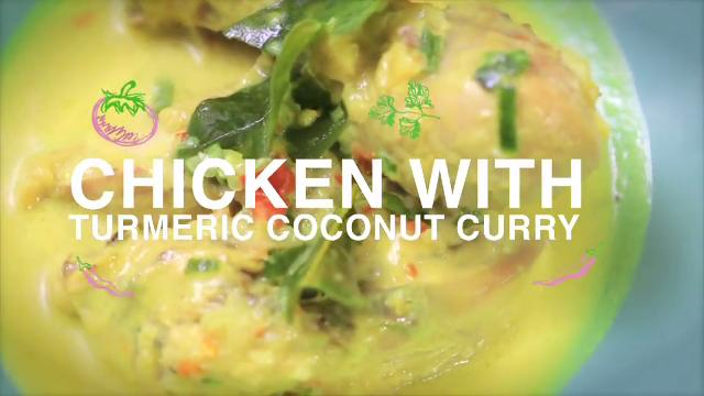 Ep 1: Chicken with Turmeric Coconut Curry | Home Cooked: Malaysia