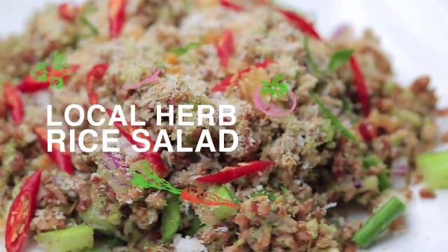 Ep 3: Local Herb Rice Salad | Home Cooked: Malaysia