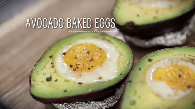 Ep 30: Avocado Baked Eggs | Simply Special