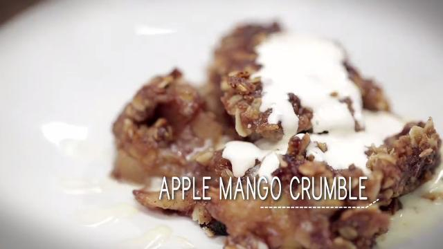 Ep 26: Christmas Apple Crumble | Simply Special