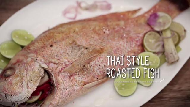 Ep 34: Thai Roasted Fish | Simply Special