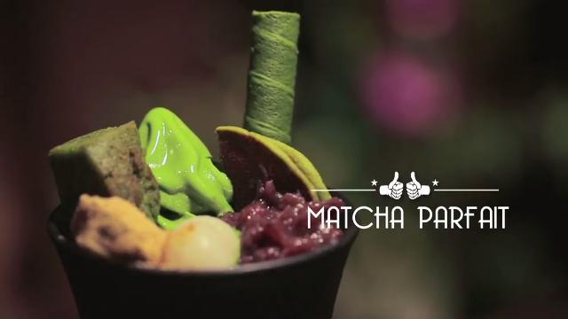Ep 6 - Kyoto: Matcha Parfait | Must Try Asia