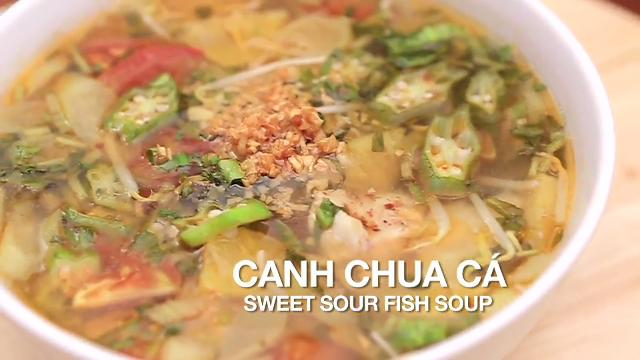 Ep 6: Sweet Sour Fish Soup | Home Cooked: Vietnam
