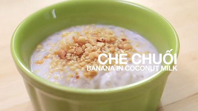 Ep 7: Banana in Coconut Milk | Home Cooked: Vietnam