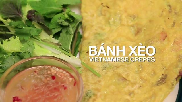 Ep 8: Vietnamese Crepes | Home Cooked: Vietnam