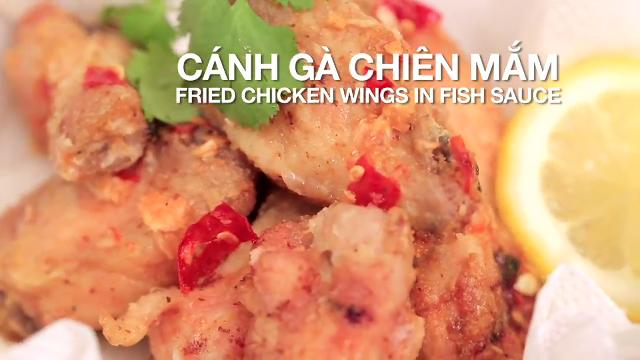 Ep 10: Fried Chicken Wings in Fish Sauce | Home Cooked: Vietnam