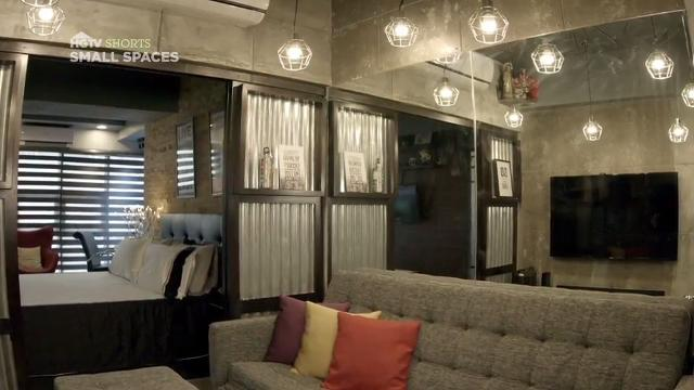 3 Meter Wide Hong Kong Apartment | Small Spaces | HGTV Asia - (Video ...