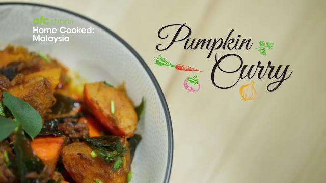 Pumpkin Curry | Home Cooked: Malaysia