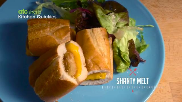 Shanty Melt | Kitchen Quickies