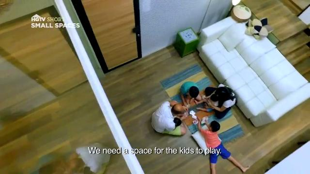 Video Shorts) Small Spaces - Videos | HGTV Asia