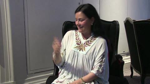 Video: Outlander author Diana Gabaldon talks about writing sex scenes for the show