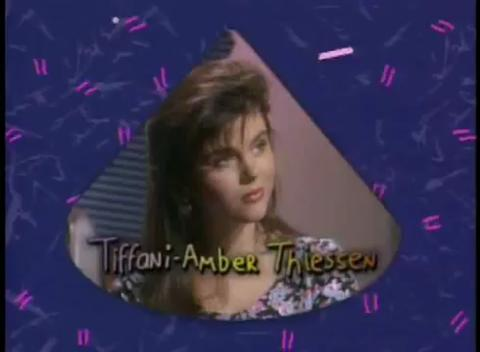 Classic intro to kids 80s/90s favourite Saved By The Bell