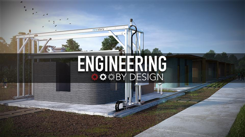 Good Engineering By Design: These 3D Printed Houses Only Cost $4,000 |  Industrial Equipment News (IEN)