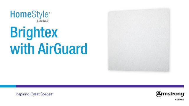 Brightex with AirGuard for Narrow Grid