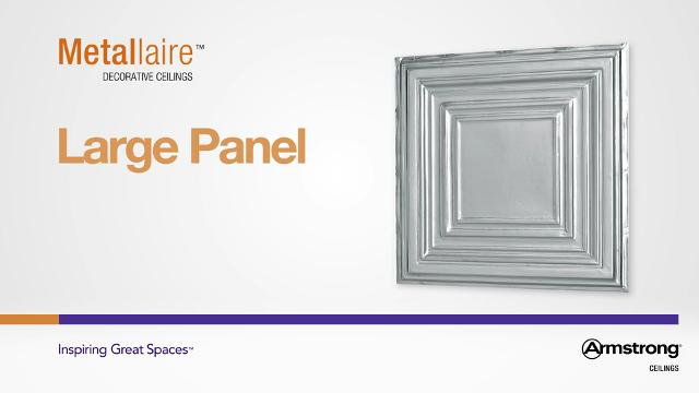 Metallaire - Large Panel
