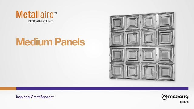 Metallaire - Medium Panels